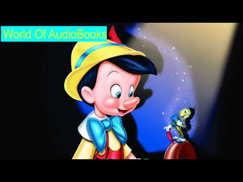 Audiobook For Kids and Children - The Adventures of Pinocchio Movies - Fairy Tales - Bedtime Story