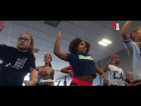 100% AfroDance Workshop Vol 2 // Petit Afro // Ndombolo Dance