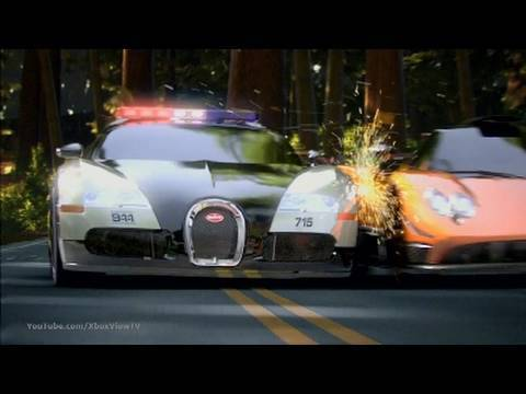 Thumbnail: Need for Speed: Hot Pursuit - E3 2010: Debut Cinematic Trailer | HD