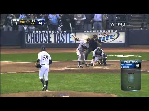 Brewers Clinch N.L. Central!!