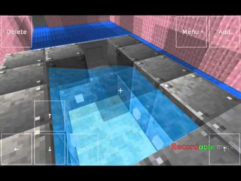 How to make an indoor pool in exploration lite 3 youtube for How to build an indoor pool
