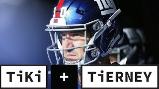 Eli Manning's Retirement And Iconic Legacy | Tiki + Tierney