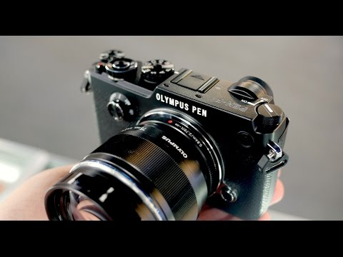 Olympus Pen-F Second Look