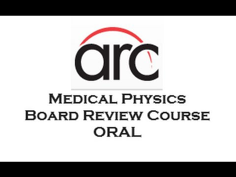 Therapy: Oral Physics // Advanced Radiotherapy Consulting