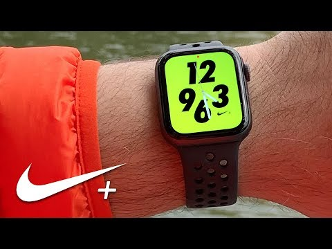 How to use nike run club on apple watch 4