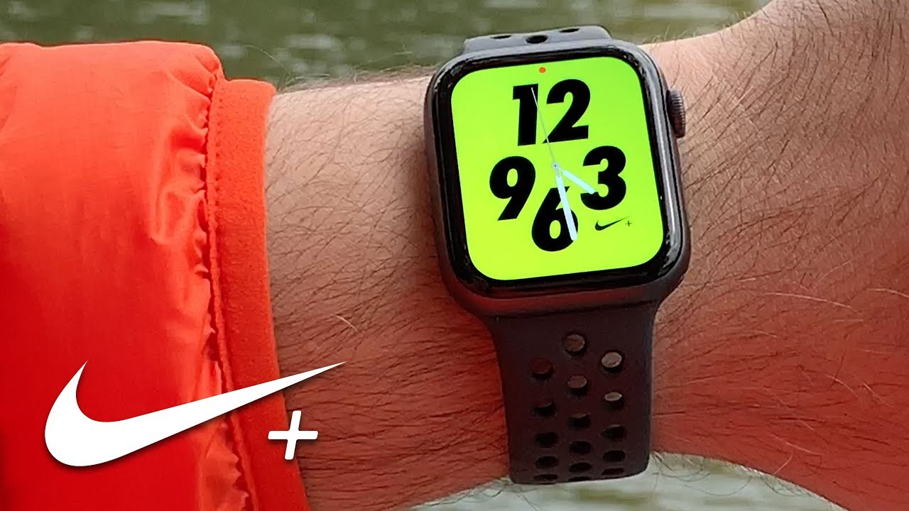 low priced 7d43e 9227a Nike+ Apple Watch 4 Review