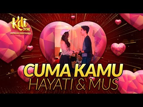 ROMANTIS BANGET! Hayati Duet Bareng Mus, Awas Ada yg Cemburu! - Kepoin KDI (8/8)