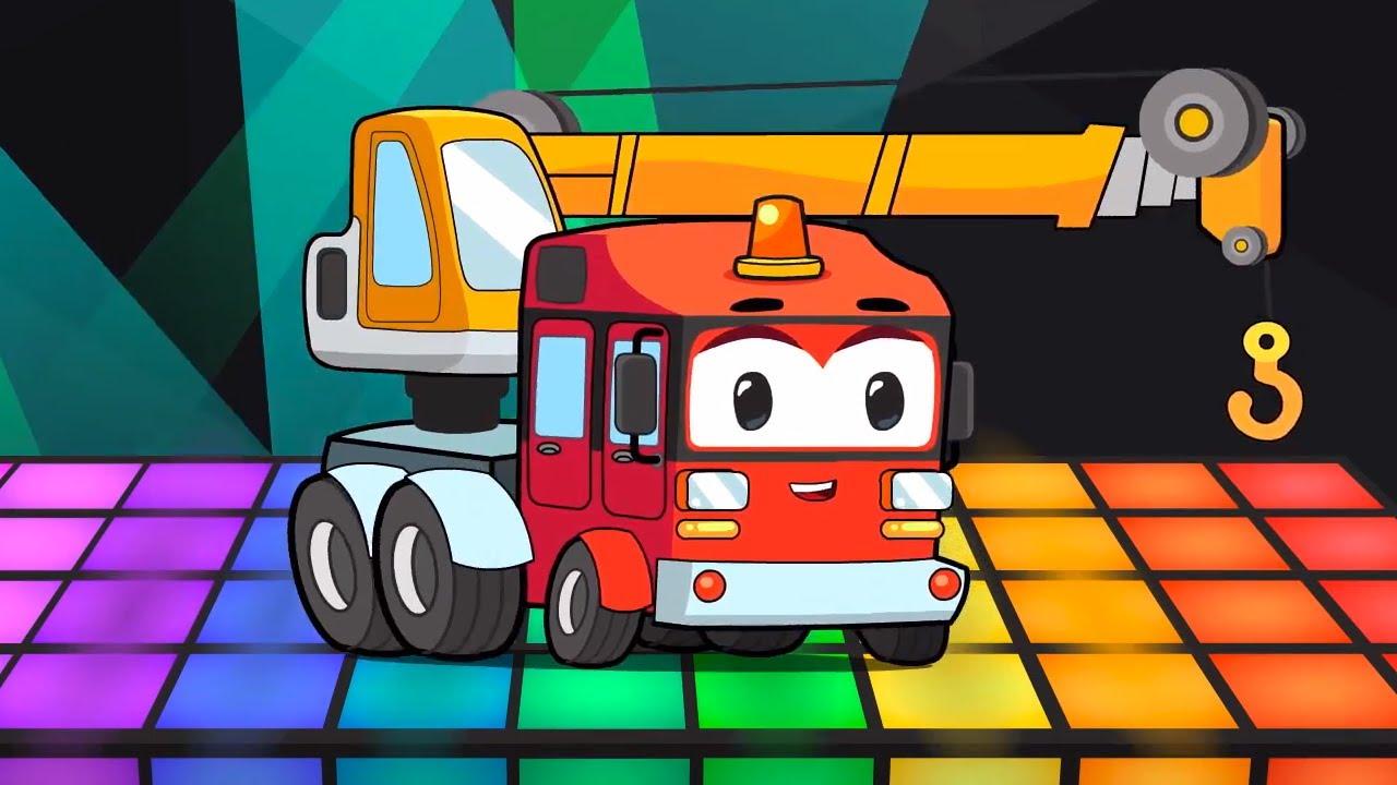 Car Cartoons for children - Friends build the backup generator for Boom Box - Vroom Vroom