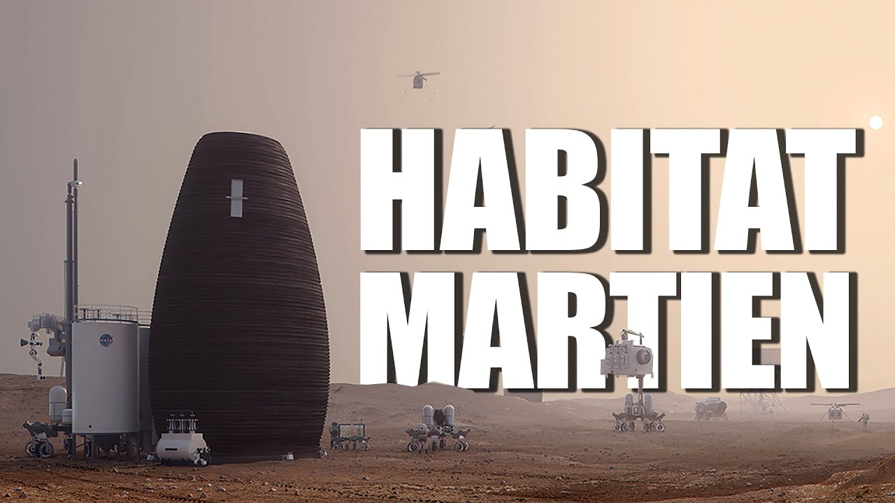 MARS - Les Habitats du FUTUR ! LDDE