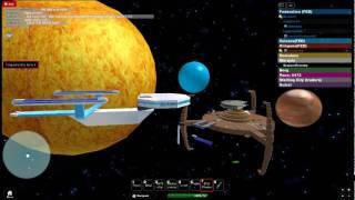 Roblox Star Trek Online 1 Team Killer recebe ownd por um navio encravado.