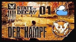 State of Decay #1 - Ankunft in der Apokalypse! [Gameplay German Deutsch] [Let