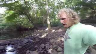 Скейт-путешествие по природному парку