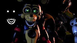 "SFM FNAF / Nightcore ""Let Me Through"" CG5 (ft. Dolvondo)"