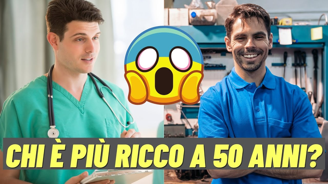 Download MEDICO o MECCANICO: Superare lo Stipendio Medio Italiano! (Non mi Aspettavo Questi Risultati..)