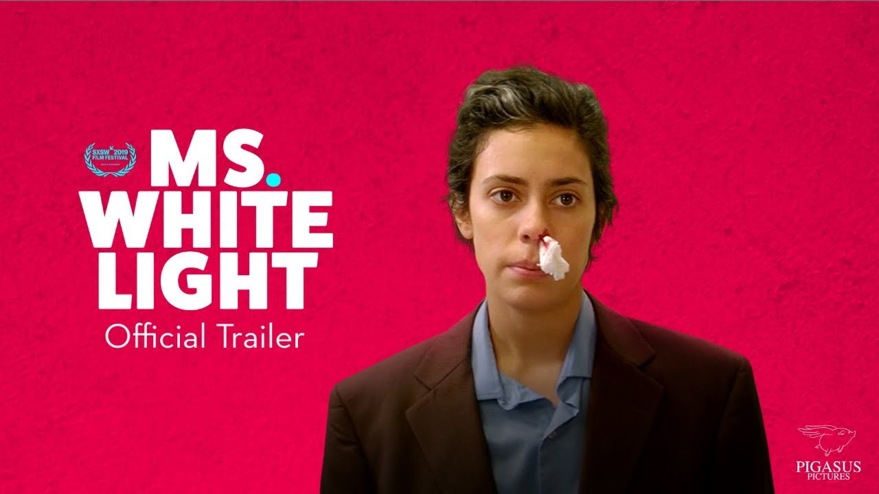 Ms. White Light Official Trailer
