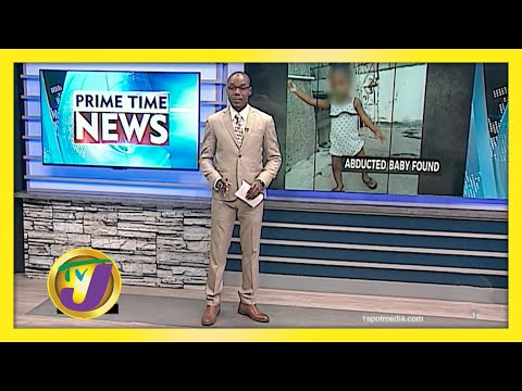 Police Technology Helped Secure Abducted Baby   TVJ News