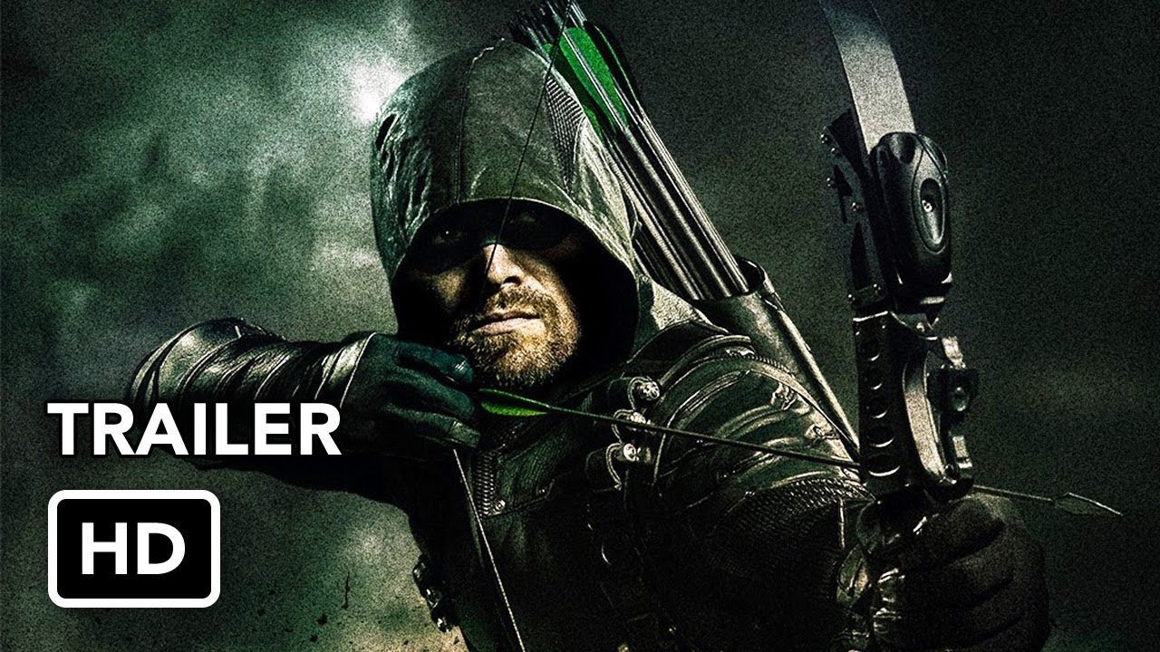 arrow staffel 6 dvd