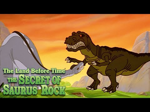 The Lone Dinosaur Story | The Land Before Time VI: The Secret of Saurus Rock