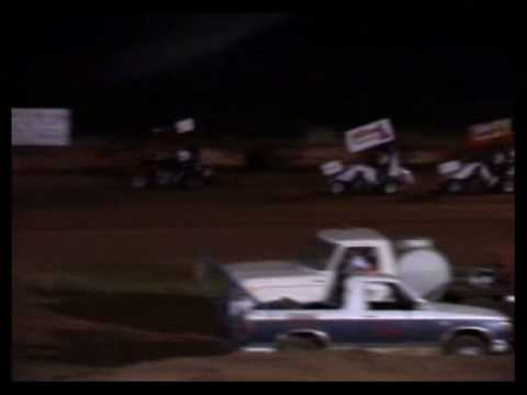 Dirt Track Racing - Sprints at Texoma Motor Speedway