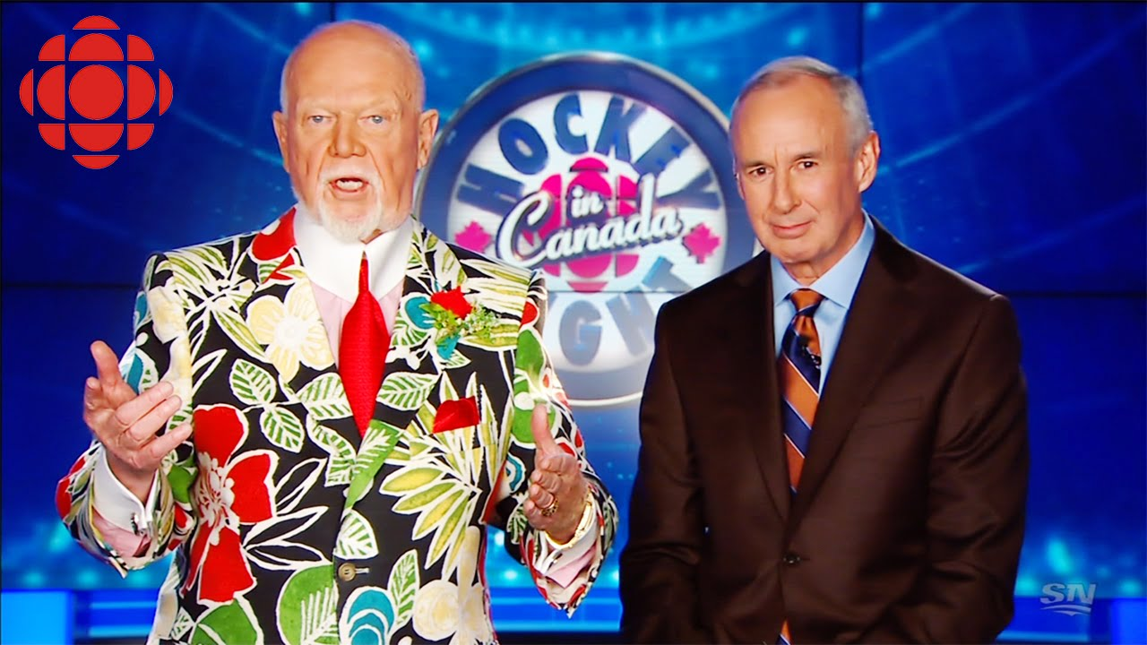Image result for cbc hockey night in canada coaches corner