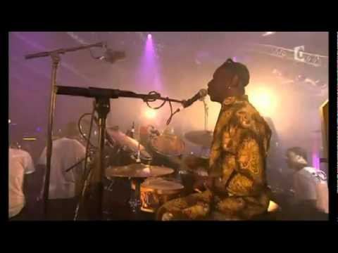 Rocket Juice and The Moon - There (Live in Marseille 2011) [6/6]