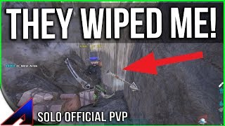 Caught them WIPING my base! | Solo Life | Official PvP  | ARK: Survival Evolved | Ep 11