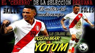 """Cover images Yoshimar Yotún """"El Cerebro de la Selección Peruana"""" ►Mejores Jugadas y Goles 2020"""