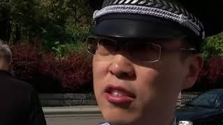 中国与塞尔维亚首次警务联巡在贝尔格莱德举行