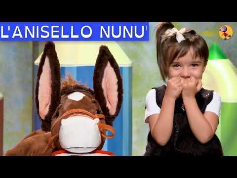 L'Anisello Nunù - La Dislessia cantata al 60° Zecchino D'Oro