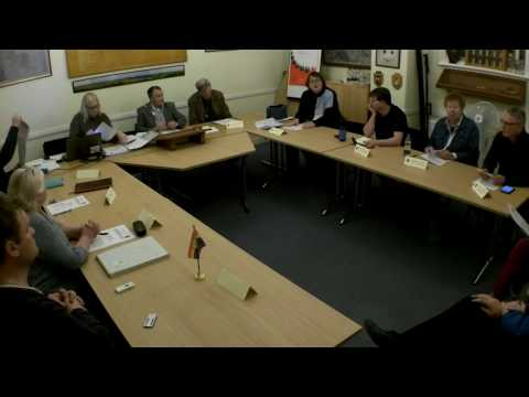 Oakham Town Council Extra Meeting 22nd February 2018 Video
