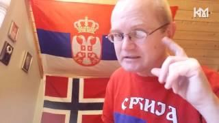 Кристиан Каш - Да сам Србин борио бих се против НАТО-а