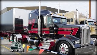 Lanita Specialized, LLC. 2015 Kenworth W9L - Truck Walk Around