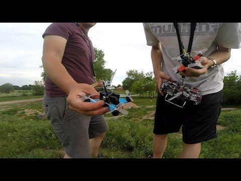 Gremlin vs Gremlin W/ 10,000KV Motor Upgrade WN#12