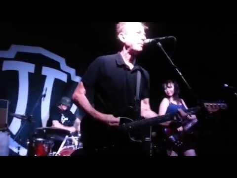 HUGH CORNWELL (ex The Stranglers) live @ OCCII Amsterdam 23-9-2015