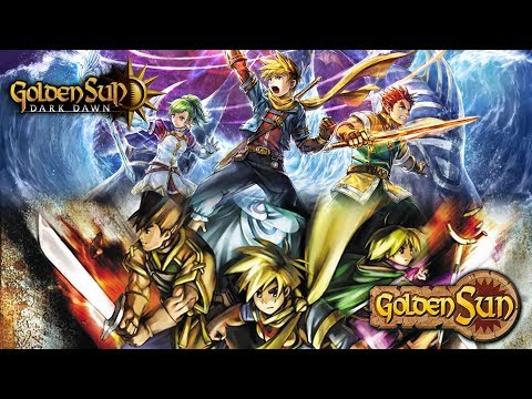 Saturos Theme - Golden Sun (Original/Dark Dawn) Music Mashup EXTENDED