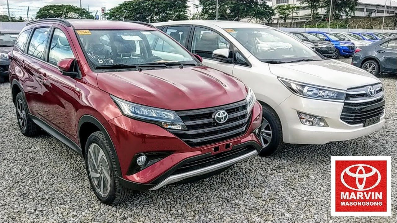 All New Kijang Innova Vs Crv Over Kredit Grand Avanza 2016 Toyota Rush 1 5g 2 8g Side By Walk Around Batangas City Inc