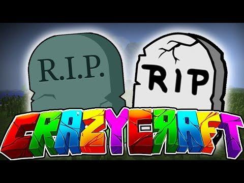 PORTY MI ZABIL HOLKU!:( - Crazycraft 3 #5 w/Porty!
