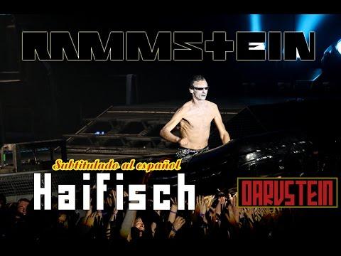 Rammstein - Haifisch (Subtitulado en Español) (Rock am Ring 2010)