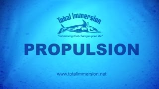 Total Immersion Self-Coaching Series: Propulsion