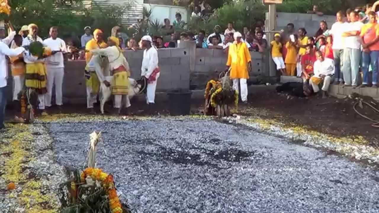 Marche sur le Feu Temple Samuel Naminzo 2014 4 Robinets ...