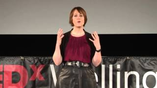 The Dangerous Myth About Libraries | Laurinda Thomas | TEDxWellington