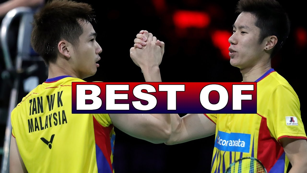 BEST OF TAN Wee Kiong GOH V Shem 2016