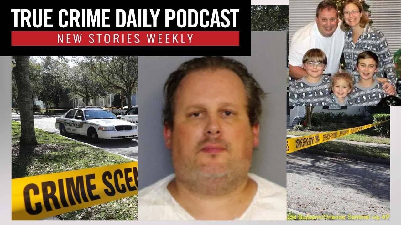 Fraud suspect accused of killing family, living with bodies; Girl records abusive dad - TCDPOD