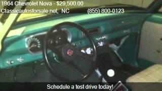 1964 Chevrolet Nova  - for sale in , NC 27603 #VNclassics