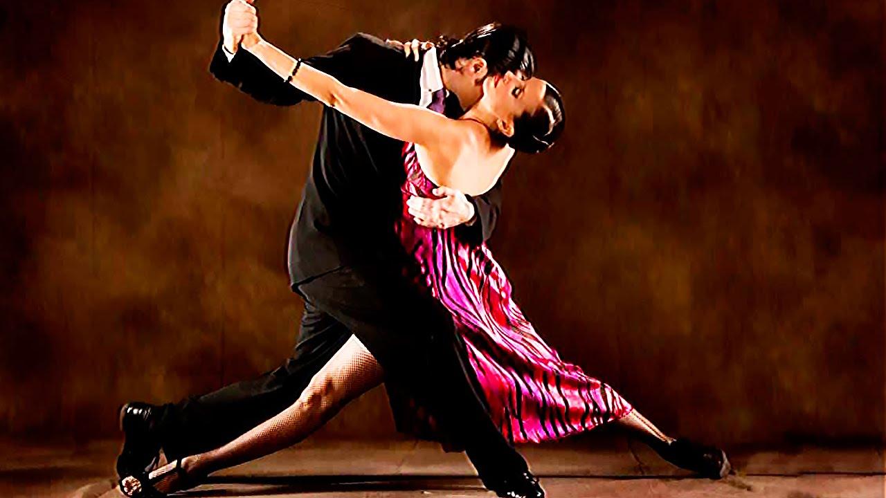 Танец сексуальный танго онлайн