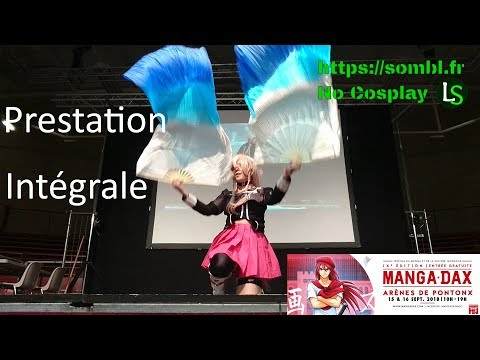 Manga Dax 2018 - Concours Cosplay vocaloid