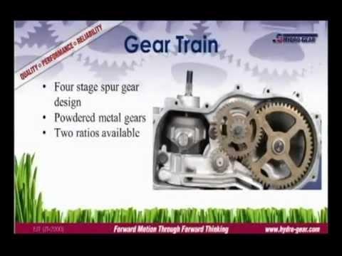 Hydro-Gear EZT (ZT-2200) Transmission