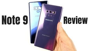 Samsung Galaxy Note 9 Review: All You Need To Know!