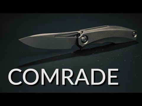 Cultrotech Production | Comrade Prototype | Elmax