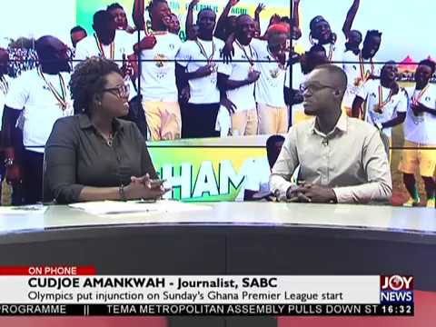 Ghana Football - The Pulse Sports on JoyNews (6-2-18)
